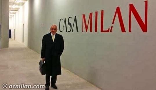 Casa Milan Telefono
