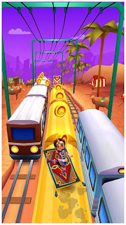 Subway Surfers Victoriatur