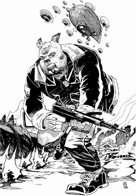 Writing Cobblers: Bulldog Returns