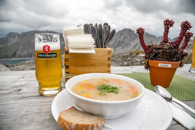 Schesaplana und Totalphütte  Bergtour im Brandertal 13