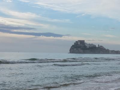 Castell de Peñiscola Costa del Azahar