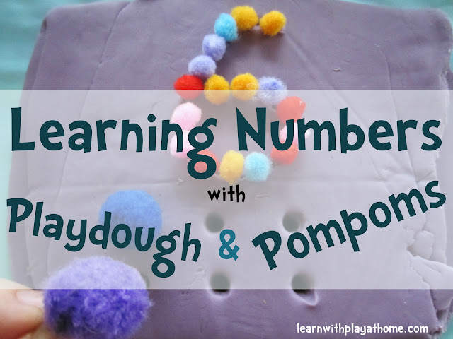 number activity, learn numbers