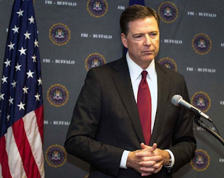 FBI finds no criminality in review of newly discovered Clinton emails | FBI Director Comey1