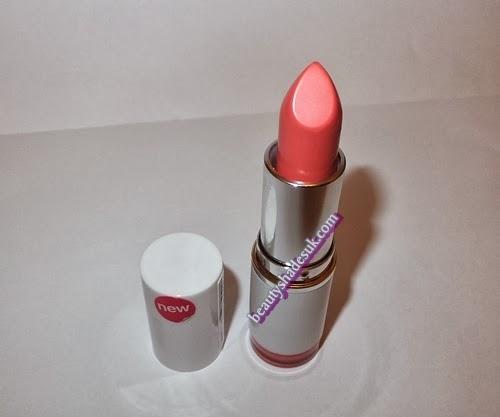 MUA Matte Peachy Keen Lipstick