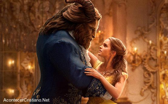 Película La Bella y la Bestia en Rusia
