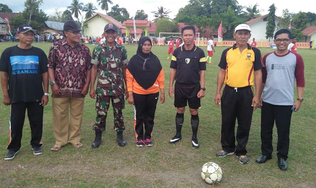 Pattimang Cup I 2016 Mulai Bergulir, MIND Ikut Berpartisipasi
