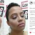 Contorno Perfeito + Maquiagem iluminada com côncavo aberto