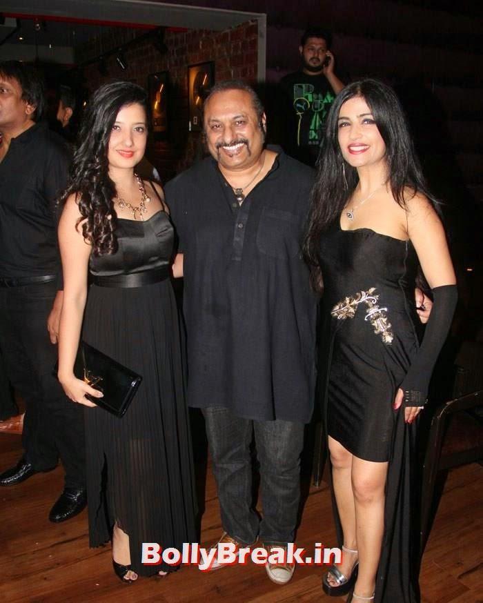 Amy Billimoria, Leslie Lewis, Shibani Kashyap