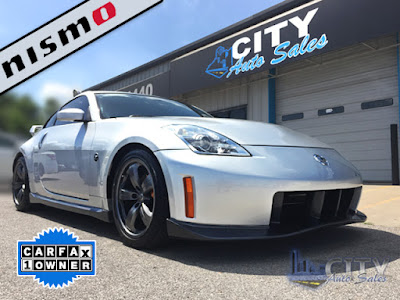 Used 2007 Nissan 350Z NISMO Coupe in Oklahoma City, OK 73122