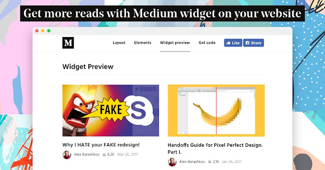 How to display Medium articles on your site
