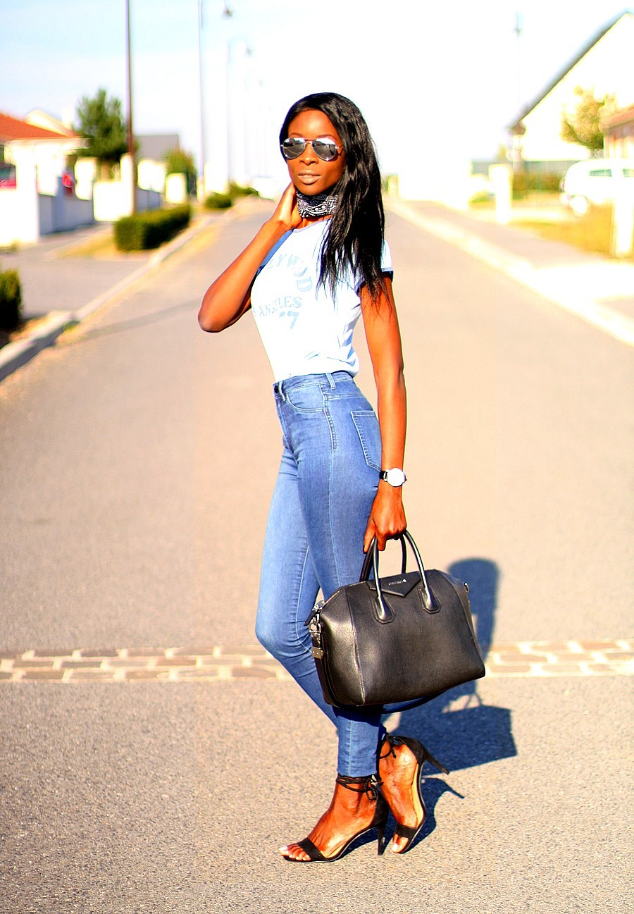 bandana-jeans-taille-haute-sac-givenchy-antigona-blogueuse-mode-ootdshare