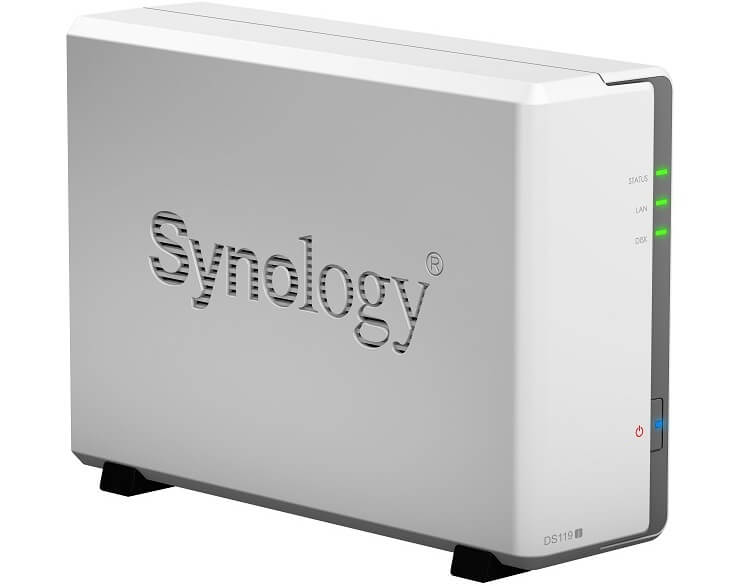 Synology Launches DiskStation DS119j for only Php6,499