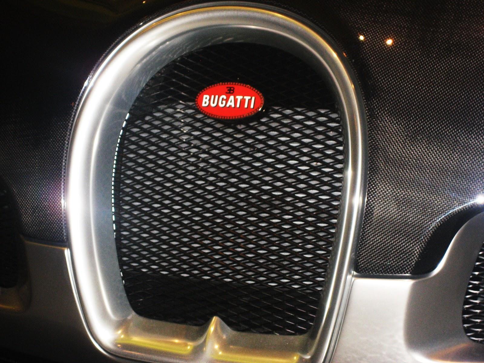 World Of Cars Bugatti Symbol