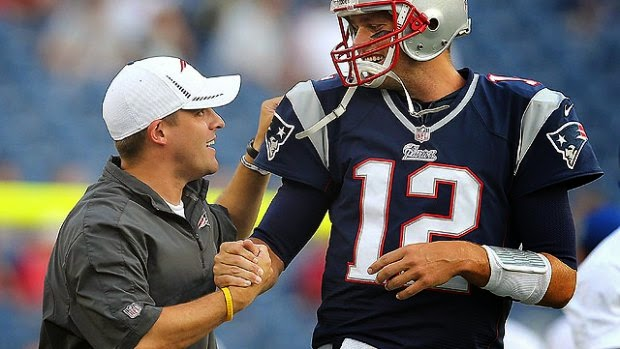 josh mcdaniels and tom brady relationship