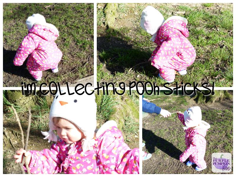 Winter #LittleAdventures - Fun In The Park!
