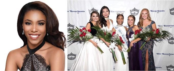 Miss Massachusetts 2018 Gabriela Taveras revela que fue abusada sexualmente cuando niña
