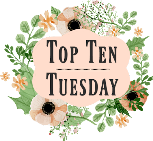 Top Ten Tuesday: Genre Craves