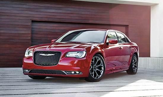 2016 Chrysler 300 Touring Redesign