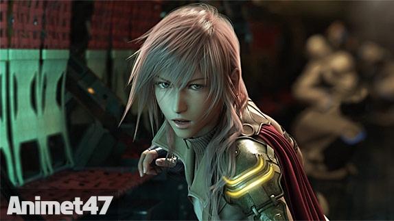 Ảnh trong phim Final Fantasy XIII Cutscene 1