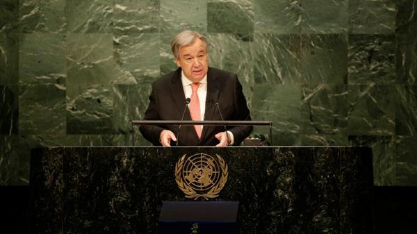 Guterres asumirá el cargo el próximo 1 de enero (AP)