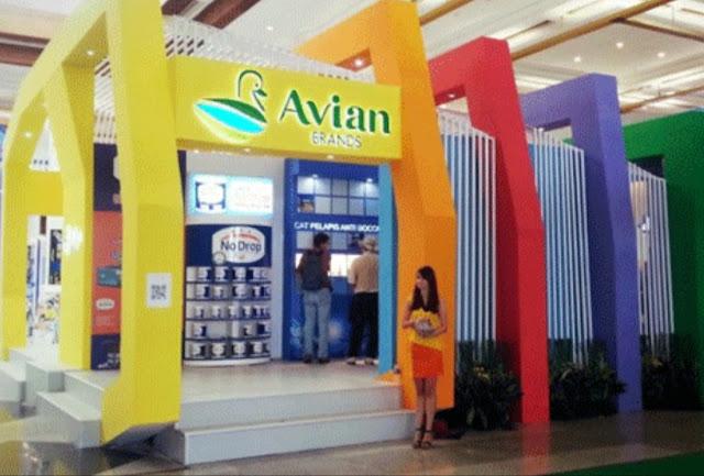 Lowongan Kerja Karyawan Perusahaan Produsen Cat dan Bahan Bangunan 'Avian Brands Group' Seluruh Indonesia | Tersedia 26 Posisi Menarik