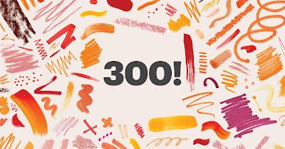 ChickRocks 300 sales on Etsy