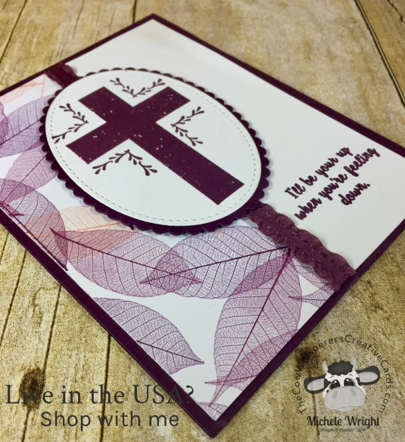 Card, Hold On To Hope, Wonderful Moments, Cross