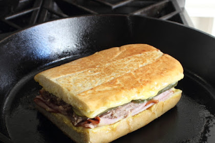 The Cuban Sandwich – Hold the Mojo