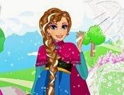 Frozen Princess Anna Pregnant