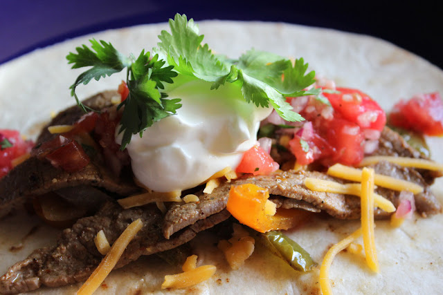 Everyday Made Fresh-Steak Fajitas-Treasure Hunt Thursday- From My Front Porch To Yours