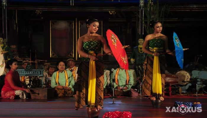 Gambar Tari Bondan, Tarian Tradisional Jawa Tengah