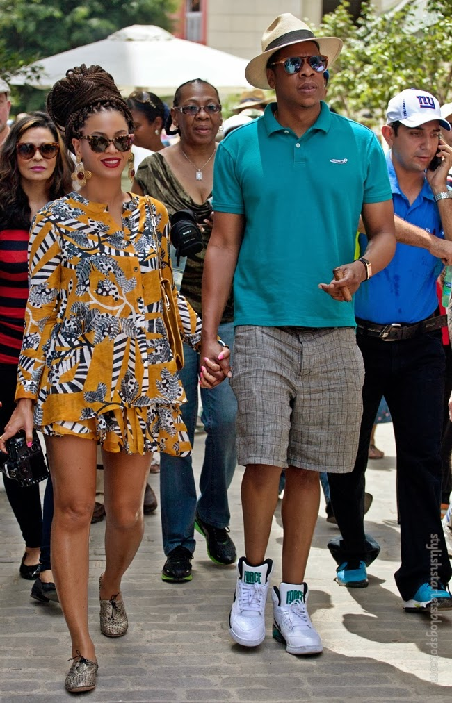 Street Style Beyonce Amp Jay Stylish Starlets