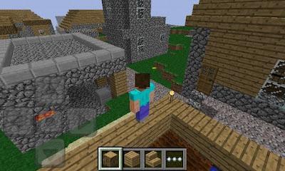 ScreenShot: Minecraft Pocket Edition Apk