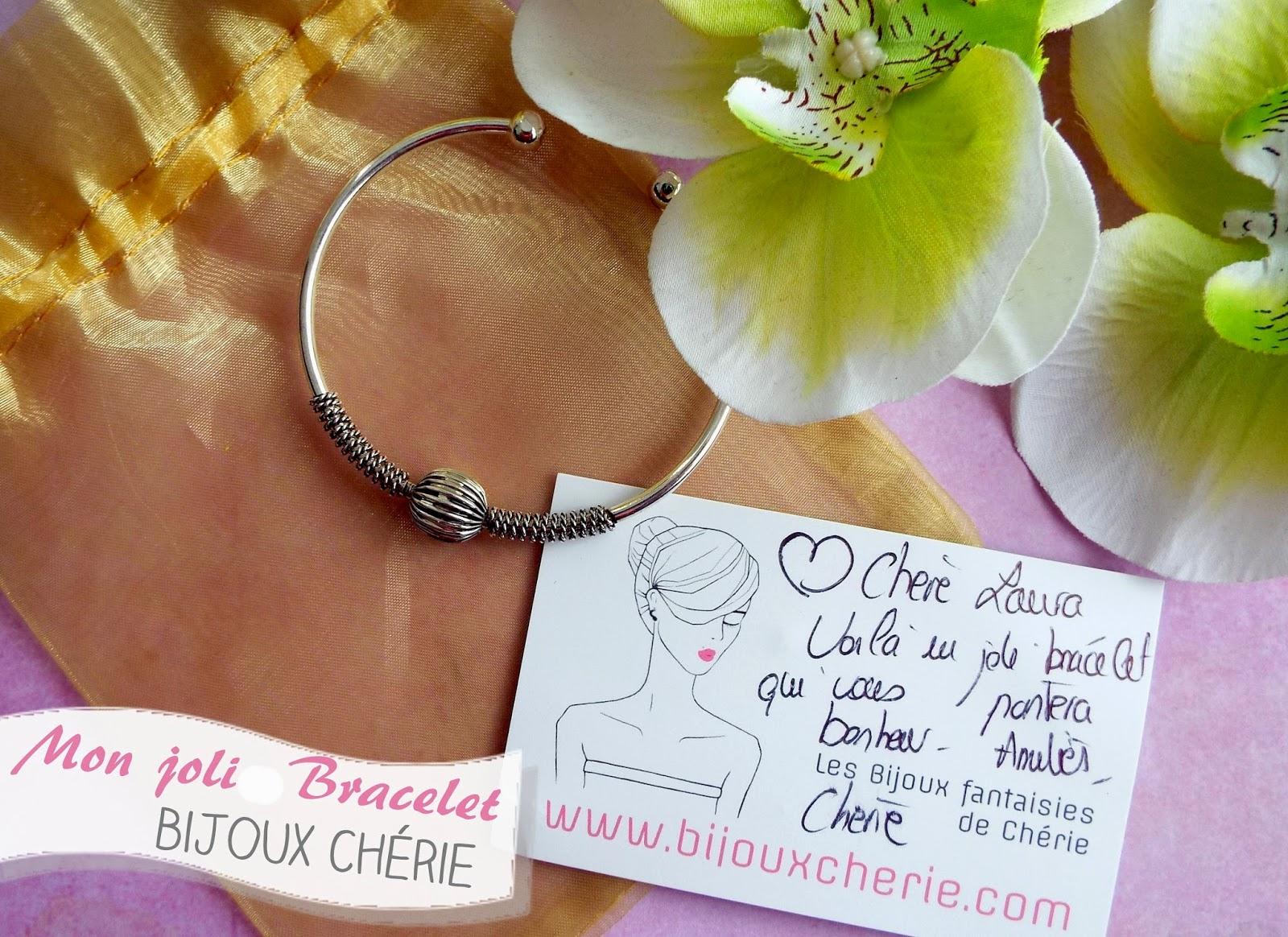 Mon joli bracelet BijouxChérie