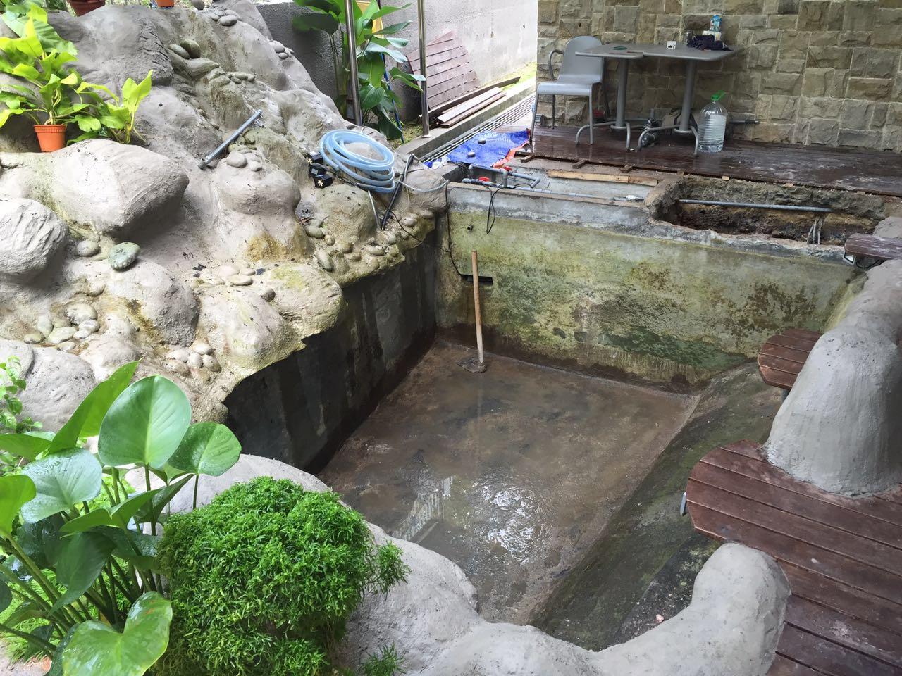 Malaysia japanese koi farm mrkoi farm upgrade koi pond for Koi pond system