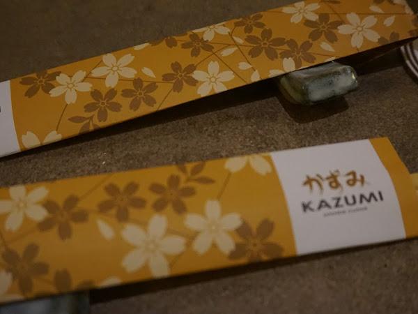 Menu Baru Makanan Jepun Di Restoran Kazumi,Hotel Bangi-Putrajaya.