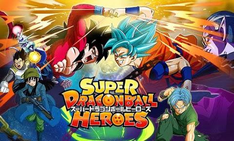 Dragon Ball Heroes Sub Español