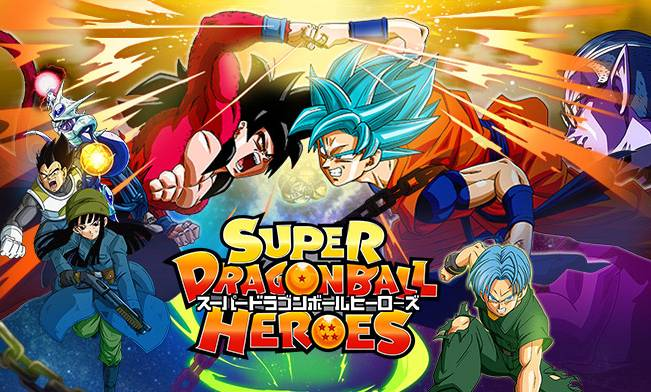 Dragon Ball Heroes: Universe Mission