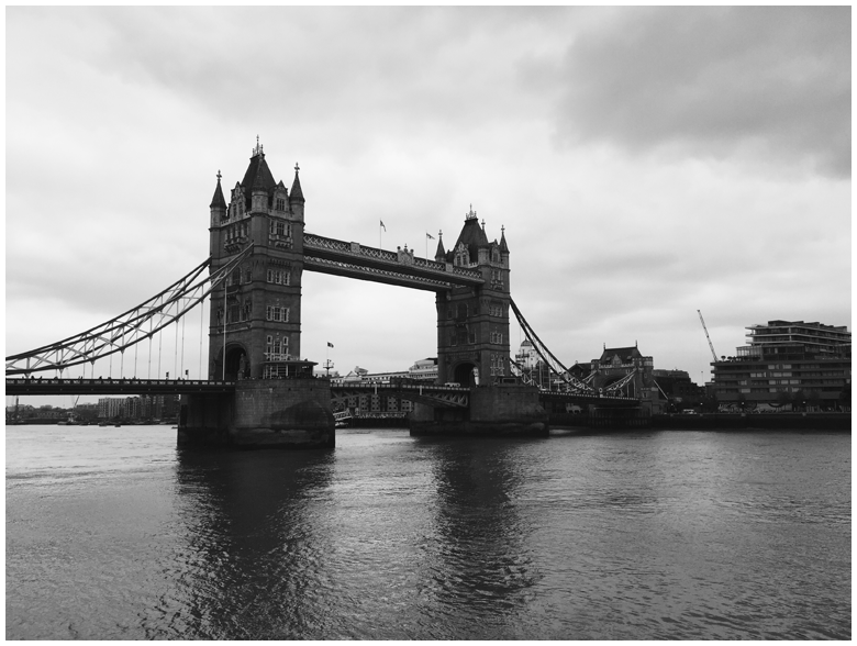travel diary, london, tower bridge