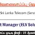 Vacancy In Sri Lanka Telecom (Services) LTD.