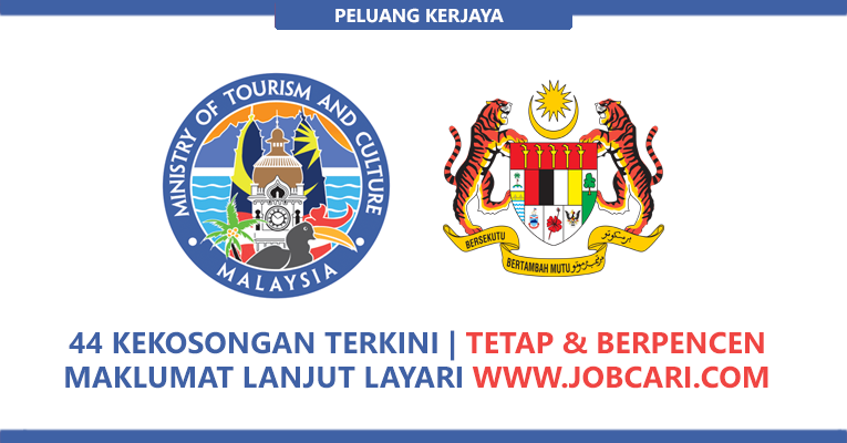 Kementerian Pelancongan dan Kebudayaan Malaysia MOTAC
