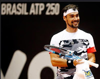 Fognini wins Sao Paulo, dedicates title to tragic Astori