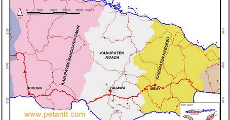 Letak Geografis Dan Mata Pencaharian Masyarakat Ngada ...