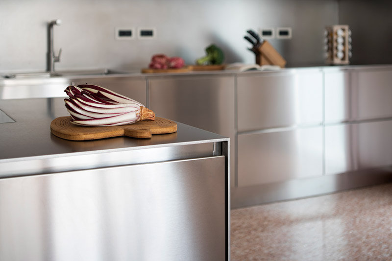 Abimis arreda una cucina al femminile | Dettagli Home Decor