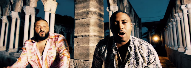 VÍDEO - DJ Khaled – Nas Album Done (feat. Nas)