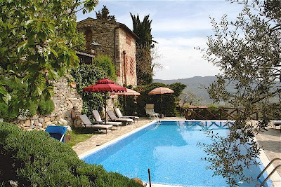 Casa Mezzuola, a good place to stay in Chianti, Tuscany