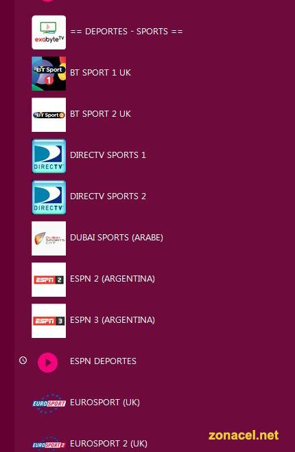 Lista IPTV Remotas 2017 M3U Canales, Series y Peliculas en el Celular