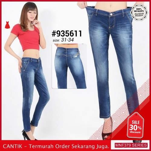 MNF379J152 Jeans 935611 Wanita Panjang Jeans Celana terbaru 2019 BMGShop