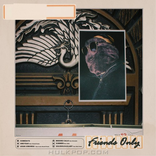 ACACY – friends only – EP (ITUNES MATCH AAC M4A)
