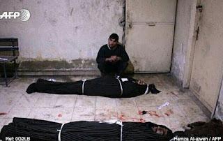 Penduduk Suriah 'Mempersiapkan Diri untuk Mati' sementara Bom Rezim Bashar terus Menghujani Ghouta Timur